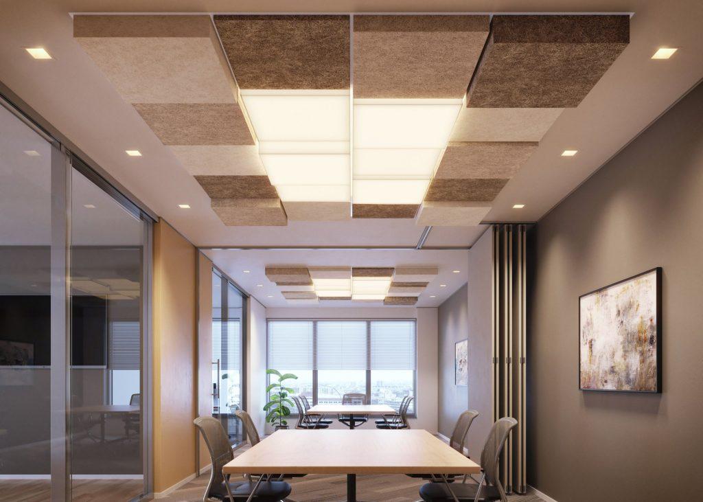 Carreaux pour plafond et mur